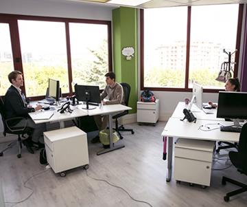 Cowork in Tres Cantos - Despachos Privados