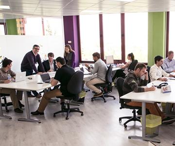 Cowork in Tres Cantos - Espacio de Coworking