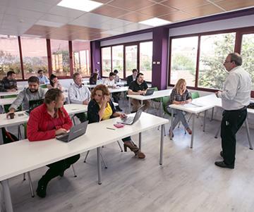 Cowork in Tres Cantos - Sala de Formación