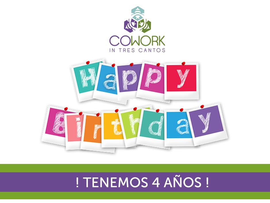 aniverario_4_cowork_in_tres_cantos