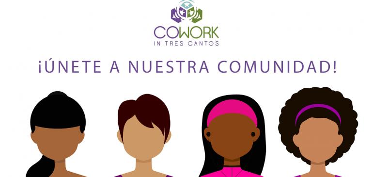 Coworking para mujeres en Tres Cantos