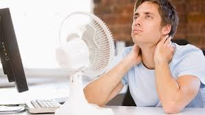 Como vencer el calor en la oficina y no morir en el intento